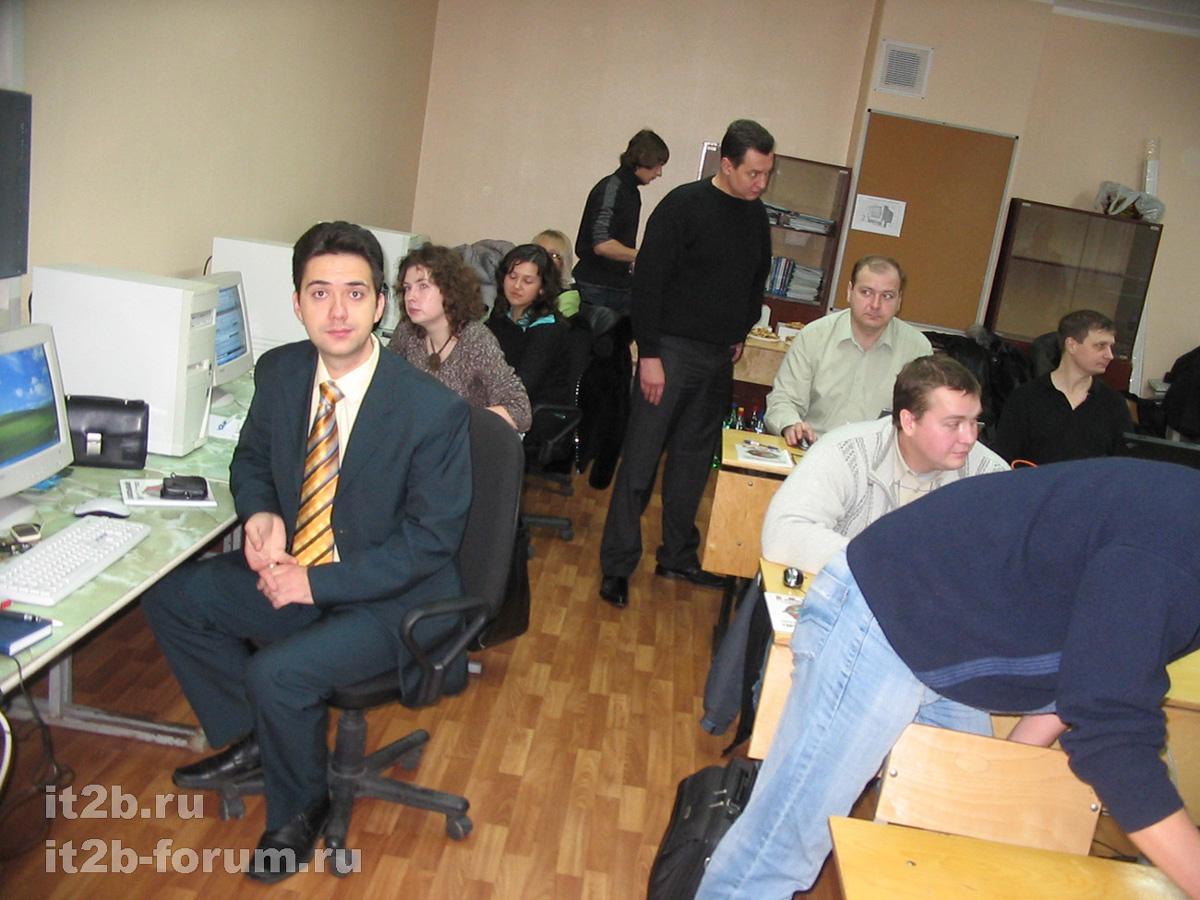 Конкурентная разведка семинар в Москве